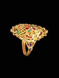 Gold Rings, Designer Gold Jewellery